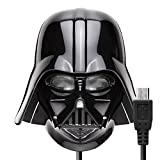 Darth Vader Battery Charger - Charge Smart Phones/Tablets through Electrical Outlets Via Micro USB