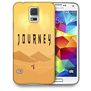 Snoogg Journey Printed Protective Phone Back Case Cover For Samsung S5 / S IIIII