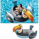 Intex Inflatable Mega Toucan Island Float