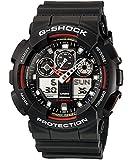 [カシオ]CASIO Gショック メンズ 腕時計 アナデジ GA100-1A4 [逆輸入]