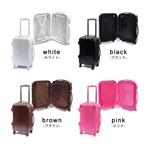 (アクタスカラーズ)ACTUS color's アクタス Zip スーツケース 70776 57cm
