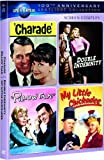 Screen Couples Spotlight Collection (Charade / Double Indemnity / Pillow Talk / My Little Chickadee) (Universal's 100th Anniversary Edition) (Bilingual)