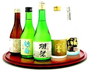 日本酒セット 300ml×5本