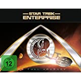 DVD * Star Trek Enterprise Box [Import allemand]