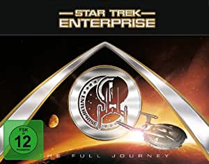 DVD * Star Trek Enterprise Box [Import allemand]