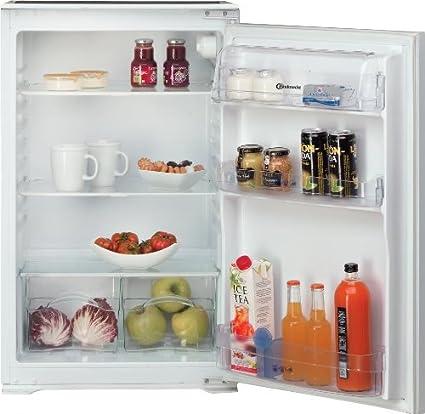 Bauknecht 855086001000 Réfrigérateur 130 L A+ Blanc