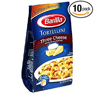Cheese Filled Tortellini