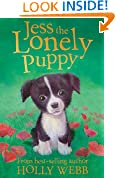 Jess the Lonely Puppy (Holly Webb Animal Stories)