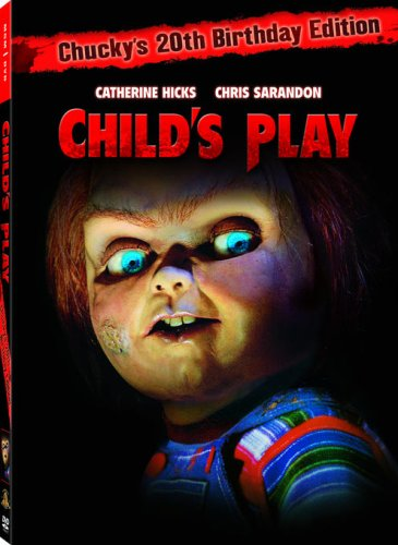 Cover art for  Child's Play (Chucky's 20th Birthday Edition)
