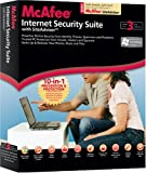 McAfee Internet Security Suite 2008 - 3 User [OLD VERSION]