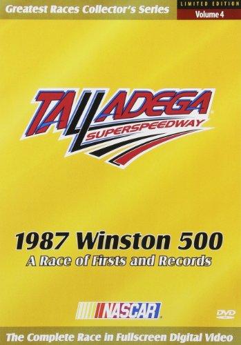 Nascar Classics: 1987 Winston 500 [DVD] [2008] [Region 1] [US Import] [NTSC]