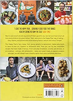 Happy Pear Cookbook David Flynn Stephen Flynn