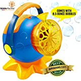 MY BUBBLE MACHINE™ ★ Built With Durable Plastic ★ Lightweight ★ Cool and Fun Design - 317