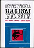 img - for Institutional Racism in America (Spectrum Books) book / textbook / text book