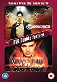 Constantine / V For Vendetta (2 Disc Box Set) [DVD]