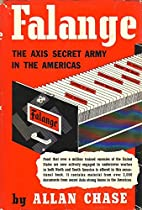 Falange: the Axis secret army in the…