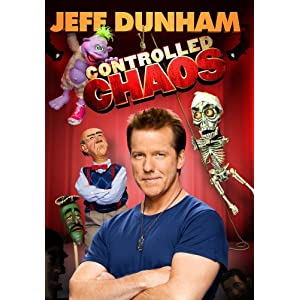 Jeff Dunham: Controlled Chaos on DVD