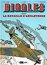 Biggles (Miklo), tome 4 : La Bataille d'Angleterre