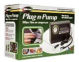 Slime COMP01 12-Volt Plug and Pump Tire Inflator