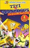 echange, troc Titi & Grosminet : Une grenouille dans la gorge (4 épisodes) [VHS]