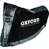 OXFORD ANNIVERSARY AQUATEX WATERPROOF MOTORCYCLE COVER PROTECTION LARGE