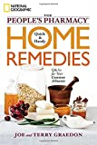 img - for The People's Pharmacy Quick and Handy Home Remedies: Q&As for Your Common Ailments book / textbook / text book
