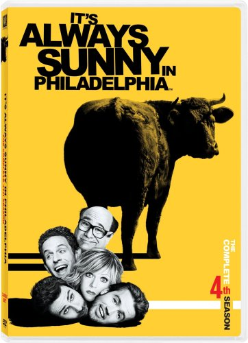 Its Always Sunny In Philadelphia: The Complete Season 4 front-325929