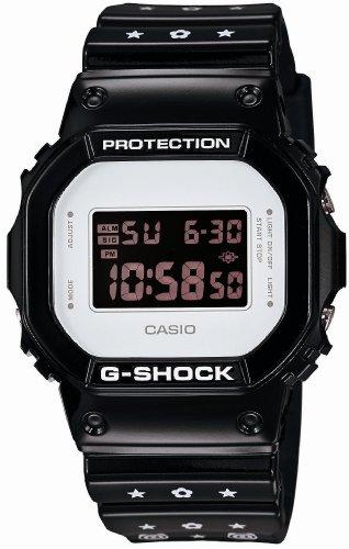 [カシオ]Casio 腕時計 G-SHOCK 30周年記念 MEDICOM TOYコラボレーションモデル 【数量限定】 DW-5600MT-1JR メンズ