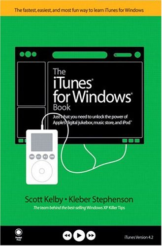 iTunes for Windows Book, The
