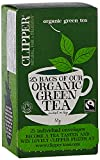 Clipper Organic Green Tea Light and Refreshing Teabags Ref A06744 [Pack 25]