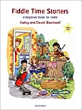 Fiddle Time Starters + CD, new edition: A beginner book for violin