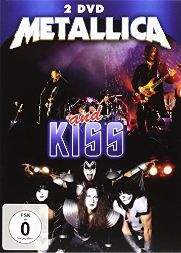 Metallica And Kiss - Live (2 Dvd)