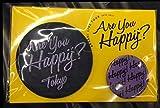 嵐 「LIVETOUR Are you Happy?2016」 公式グッズ 東京会場限定 バッジセット