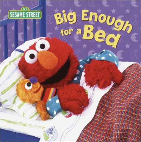 Big Enough For A Bed (Sesame Street) front-960047
