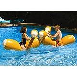 Log Flume Joust Pool Toy (Set of 2) Quantity: 2 Pack