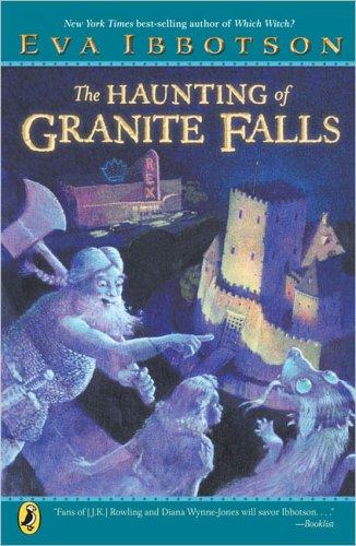 Haunting of Granite Falls, EVA IBBOTSON