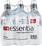 Essentia Water Super Hydrating Water, 20 oz, 6 pk