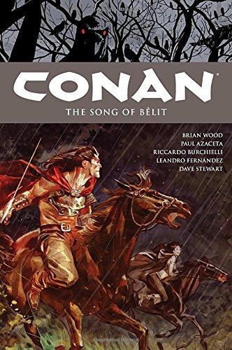 CONAN 16 THE SONG OF BELIT