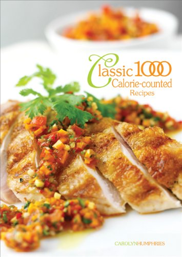 Clasic 1000 Calorie-Counted Recipes (Classic 1000)