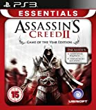 Cheapest Assassin's Creed 2: Game Of The Year Essentials on PlayStation 3
