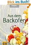 Aus dem Backofen (GU Brigitte Kochbuc...