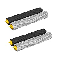 SHP-ZONE 2 Sets Tangle-Free Debris Extractor Set replacement For iRobot Roomba 800 series 870 880