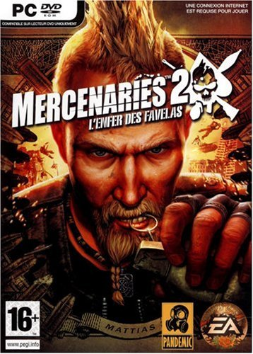 Mercenaries 2: World in flames (vf - French game-play)