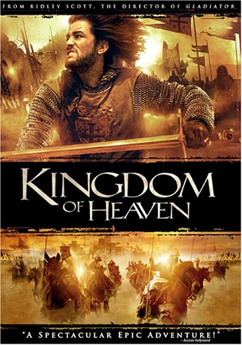 Cover art for  Kingdom of Heaven (2-Disc Widescreen Edition)