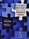Bundle: Research Methods for the Behavioral Sciences, Loose-Leaf Version, 5th + MindTap Psychology, 1 term (6 months) Printed Access Card