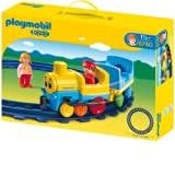 Playmobil - 6760 - Jeu de construction - Train avec rails