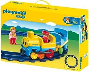 PLAYMOBIL 6760 - Kunterbunte Schiebebahn