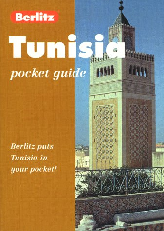 Tunisia: Pocket Guide (Berlitz Pocket Guides)