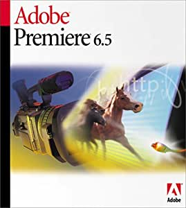 Adobe Premiere 6.5 (Mac) [OLD VERSION]