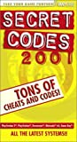Secret Codes Pocket Guide 2001 (Official Strategy Guides) (0744000440) by BradyGames